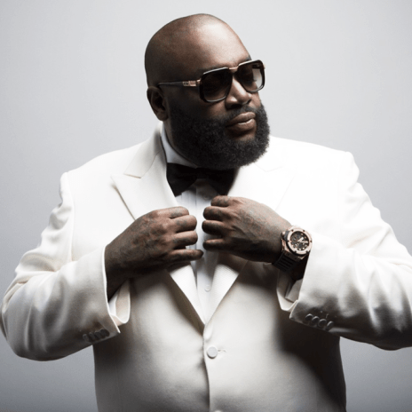 Check Out Rick Ross's Pick Up Game