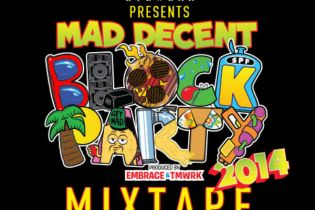 Check Out The 2014 Mad Decent Block Party Mix By Thugli