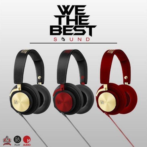 DJ Khaled Presents Signature Line of Headphones