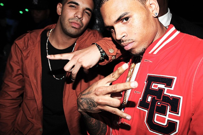 Drake Working On New Project with Chris Brown
