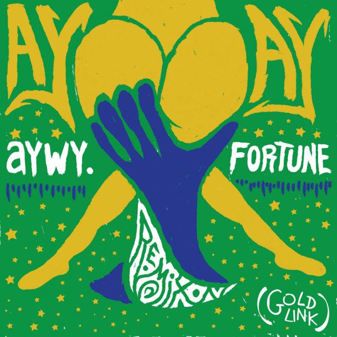GoldLink - Ay Ay (aywy. & Fortune Remix)