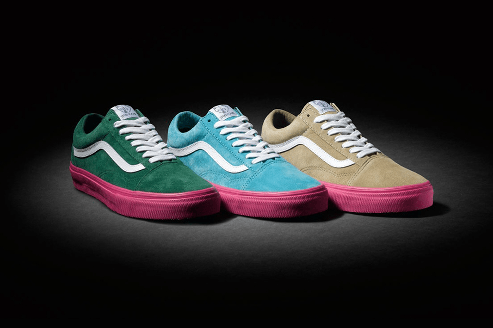 Golf Wang X Vans Syndicate Old Skool Pro S Three Pack