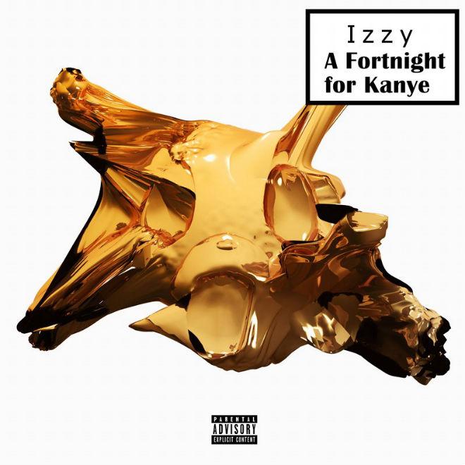 Izzy - A Fortnight for Kanye (Mixtape)