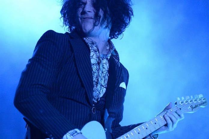 "Jack White Covers Kanye West's ""Black Skinhead"""