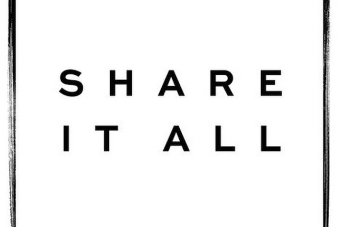 Jessie Ware - Share It All (Co-Written by the XX's Romy Madley-Croft)