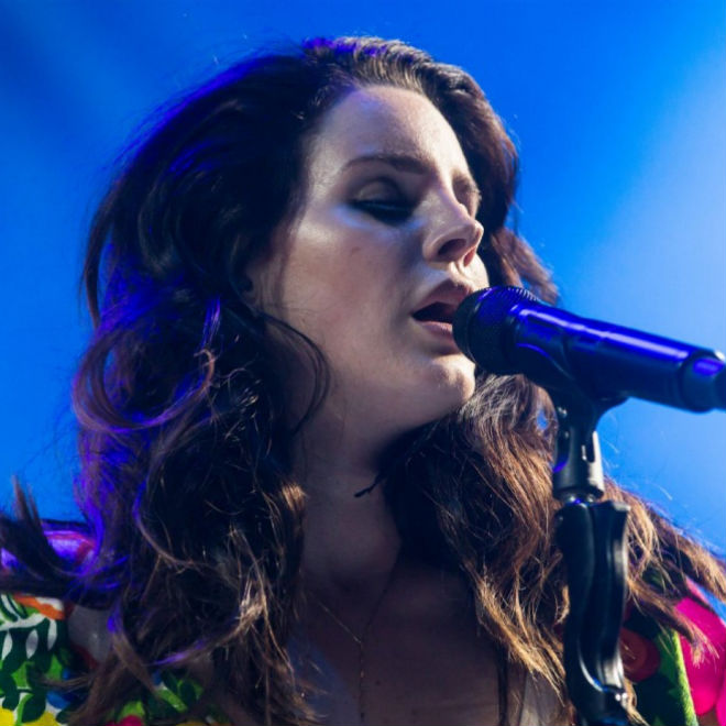 """Lana Del Rey Is """"Annoyed"""" That Sex Didn't Get Her a Record Deal"""
