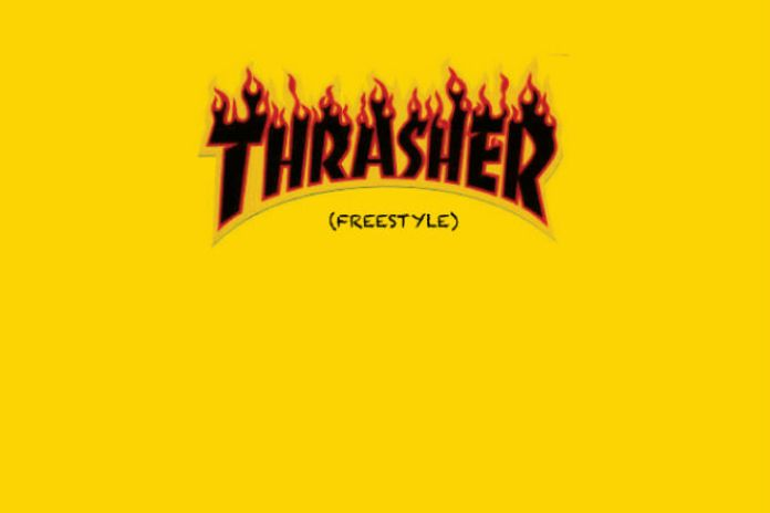Lashaun Ellis - Thrasher (Freestyle)