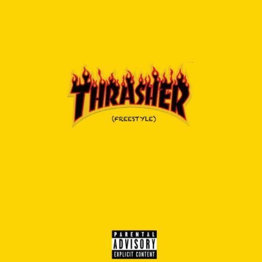 Lashaun Ellis - Thrasher (Freestyle)