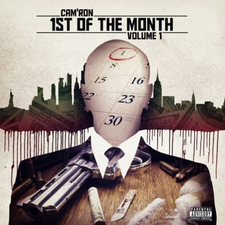 Listen to Cam'ron's 'First of the Month Vol. 1' EP