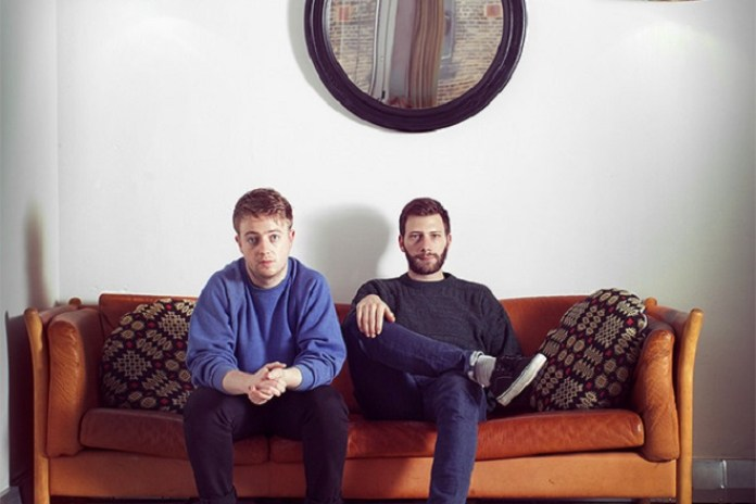 Listen to Mount Kimbie's Latest Mix