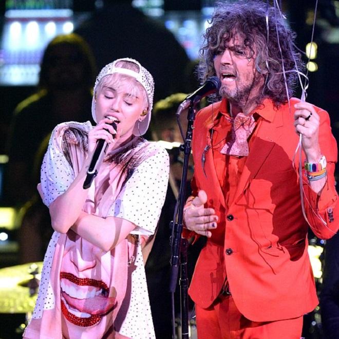 Watch Miley Cyrus, Moby & Wayne Coyne's Weird New Short Film
