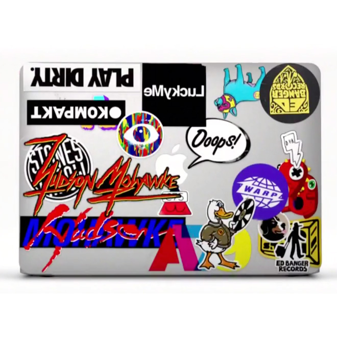 Check Out the New MacBook Air Commercial featuring Music by Hudson Mohawke