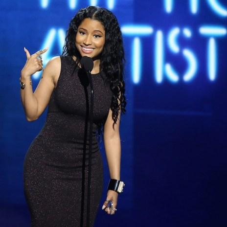 Nicki Minaj Discusses Her BET Awards Acceptance Speech