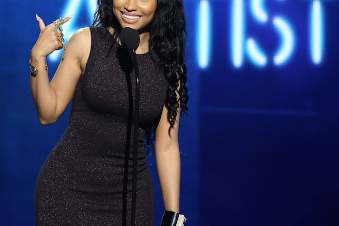 Nicki Minaj Discusses Her BET Awards Acceptance Speech