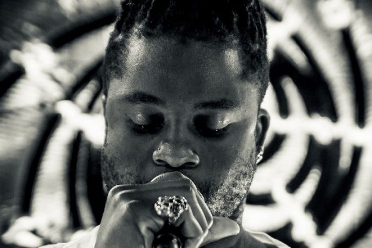 #OnTheClock with Young Fathers