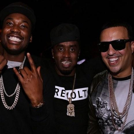 Puff Daddy featuring French Montana & Meek Mill - We Dem Boyz