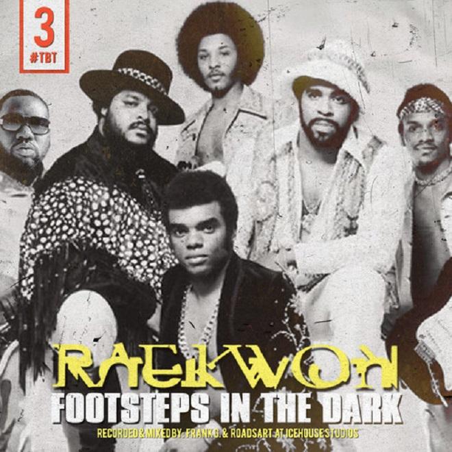 Raekwon - Footsteps in the Dark