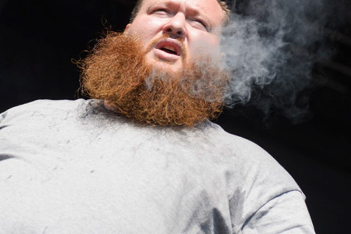 Action Bronson Performs From Inside A Port-A-Potty at Ottawa's Bluesfest
