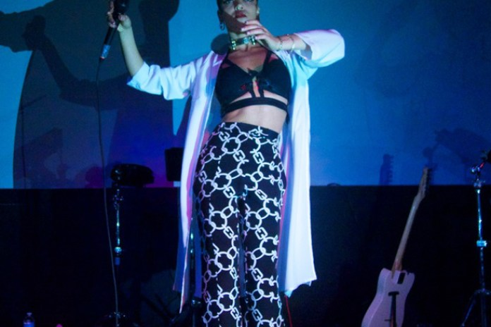Watch FKA Twigs Perform At 2014 Pitchfork Music Festival