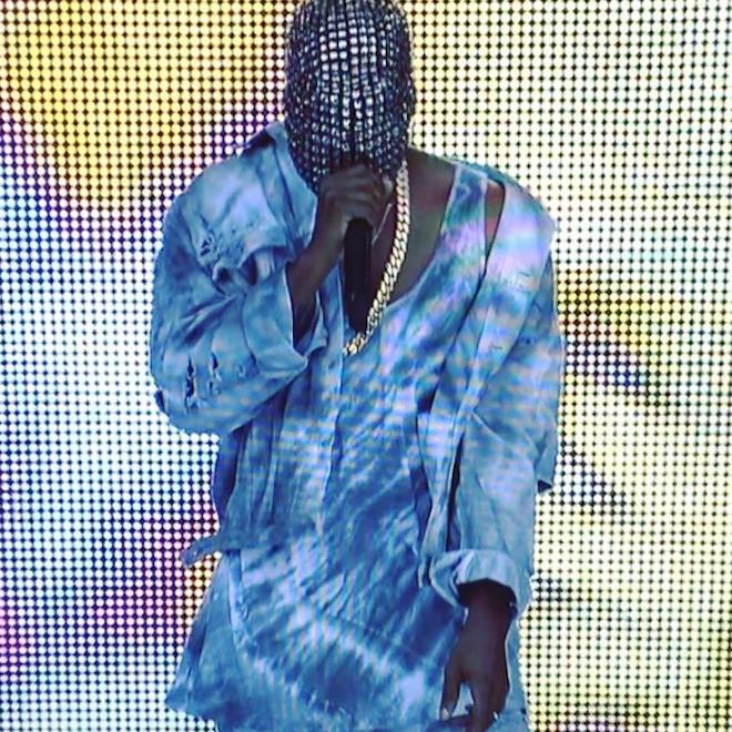 Watch Kanye West's Dublin Performance