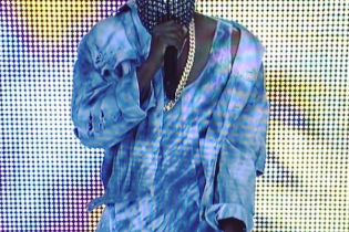 Watch Kanye West's Dublin Performance