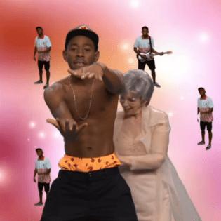 Watch Tyler The Creator & Mac DeMarco's Ode to Hot Grandmas