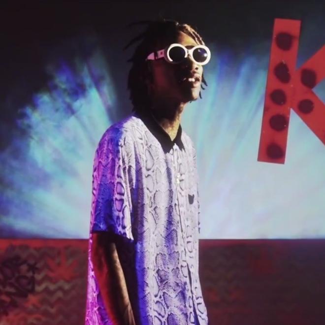 Wiz Khalifa featuring Project Pat and Juicy J - KK