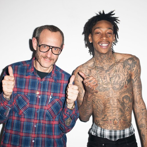 Wiz Khalifa Photographed By Terry Richardson