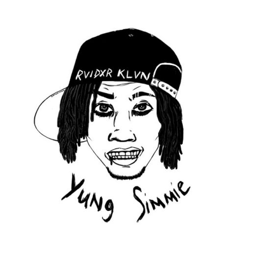 Yung Simmie featuring SpaceGhostPurrp - Thankful