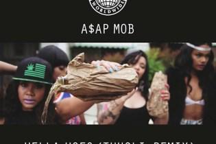 A$AP MOB - Hella Hoes (THUGLI Remix)