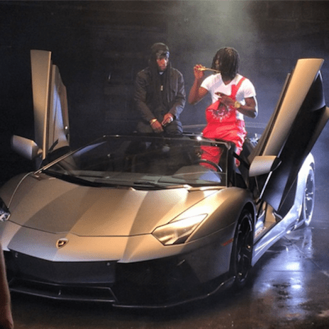 Chief Keef featuring A$AP Rocky - Superheroes (Behind The Scenes)