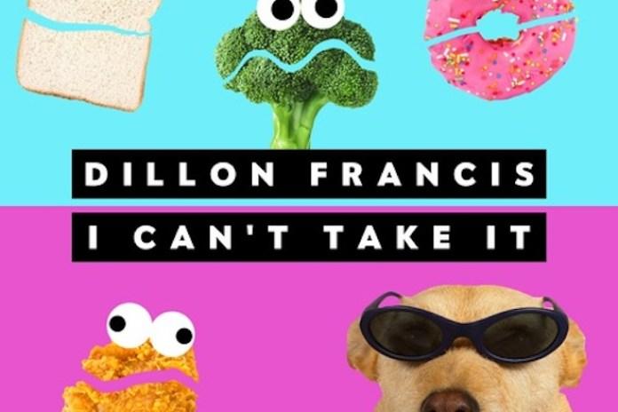 Dillon Francis - Can't Take (Original Mix)