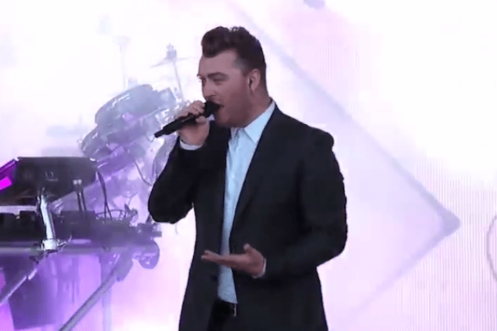 Disclosure & Sam Smith Visit Jimmy Kimmel