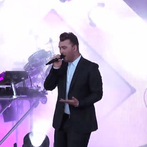 Disclosure & Sam Smith Visit Jimmy Kimmel