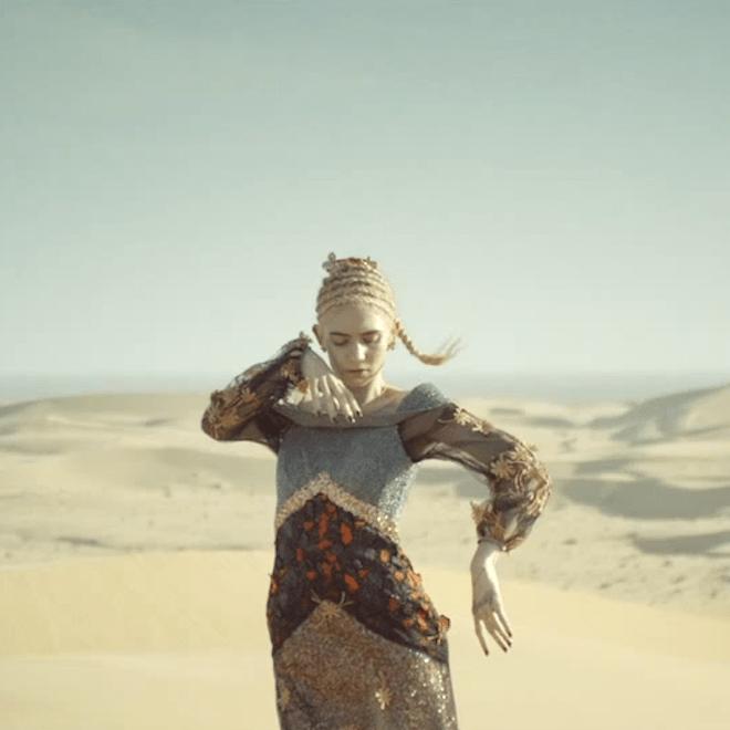 Grimes featuring Blood Diamonds - Go (Trailer)
