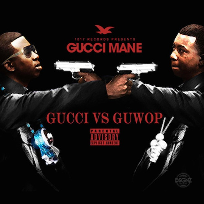 Gucci Mane - Gucci vs. Guwop (Album Stream)