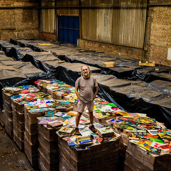 Meet Zero Freitas, The Owner of a Brazilian Bus Company That's Buying All The World's Vinyl Records