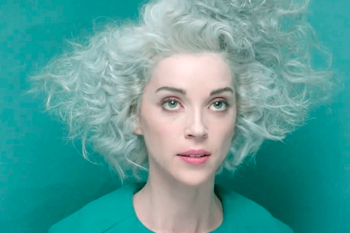 PREMIERE: St. Vincent - Digital Witness (Chad Hugo Remix)