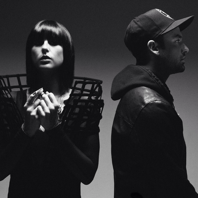 Phantogram - Fall In Love (Ratking Falling Off Remix)