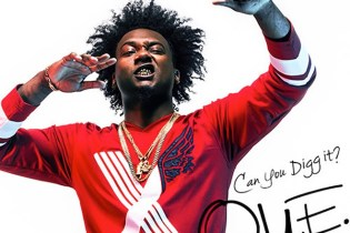 Que - Can You Digg It? (Mixtape)
