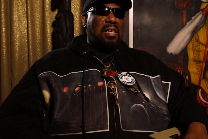 Take A Look Inside Afrika Bambaataa's Historic Vinyl Collection