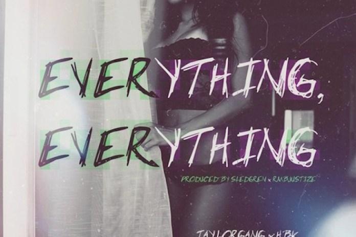 Wiz Khalifa featuring Iamsu!, Berner, JR Donato & Kool John – Everything, Everything
