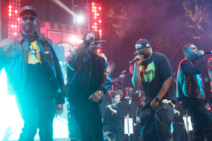 Wu-Tang Clan Reunites on 'The Daily Show,' Performs New Single
