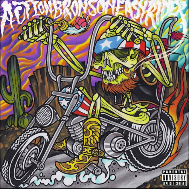 Action Bronson - Easy Rider (Official Version)