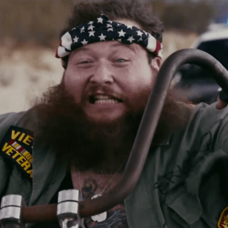 Action Bronson - Easy Rider