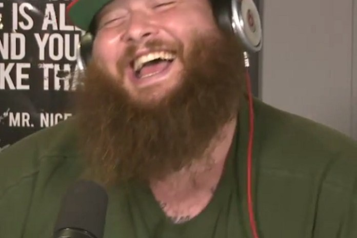 Action Bronson Sits Down for Interview & Freestyle on 'Ebro In The Morning'