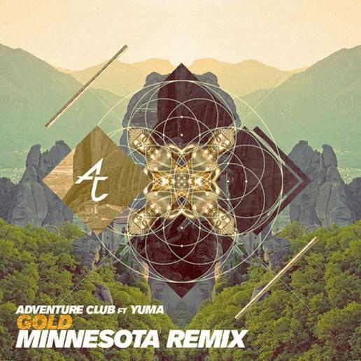 Adventure Club featuring Yuna - Gold (Minnesota Remix)