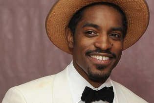 "Andre 3000 Speaks on Performing Live, Being A ""40-Year-Old Rapper,"" Advice from Prince & More in New Interview"