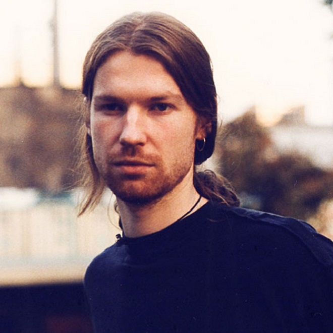 Aphex Twin Announces New Album, Reveals Tracklist & Artwork