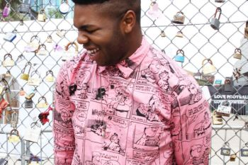#AROUNDTOWN with MNEK in London